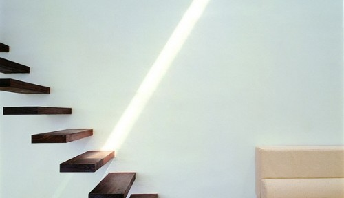 ... Free Floating Stairs 500x288 ...