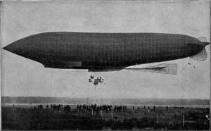 French dirigible La Patrie